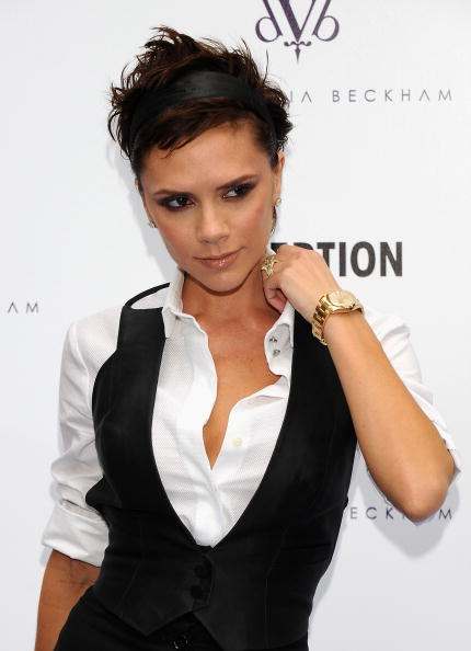 Clothing Store「Victoria Beckham Presents Jeans Collection In Madrid」:写真・画像(3)[壁紙.com]