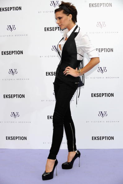 Clothing Store「Victoria Beckham Presents Jeans Collection In Madrid」:写真・画像(0)[壁紙.com]