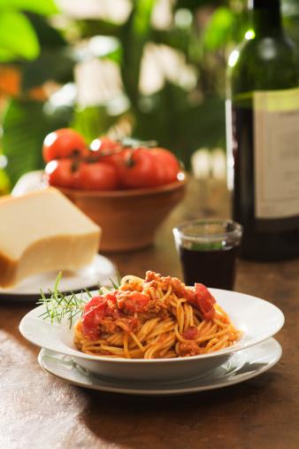Tomato Sauce「Spaghetti with Bolognese Sauce Vt」:スマホ壁紙(17)