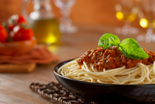 Fine Dining「Spaghetti with Tomato Sauce」:スマホ壁紙(8)