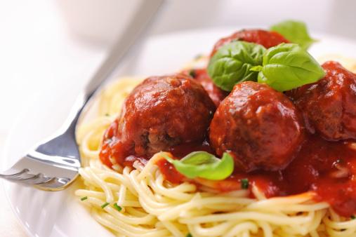 Savory Sauce「Spaghetti with meatballs」:スマホ壁紙(19)