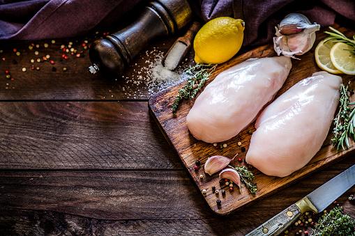 Chicken Breast「Cooking chicken breast」:スマホ壁紙(7)