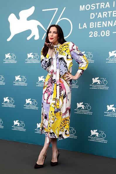 "Venice International Film Festival「""Ad Astra"" Photocall - The 76th Venice Film Festival」:写真・画像(7)[壁紙.com]"
