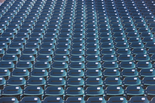 Stadium「Empty bleacher seats」:スマホ壁紙(16)