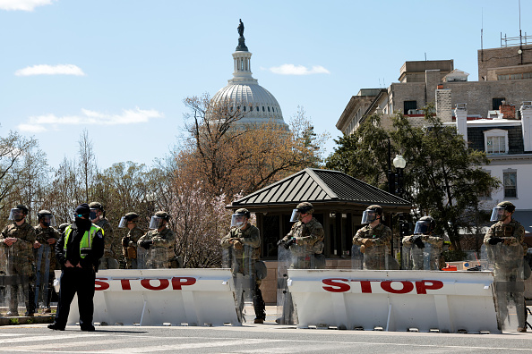 Capitol Hill「U.S. Capitol On Lockdown Due To External Security Threat」:写真・画像(12)[壁紙.com]