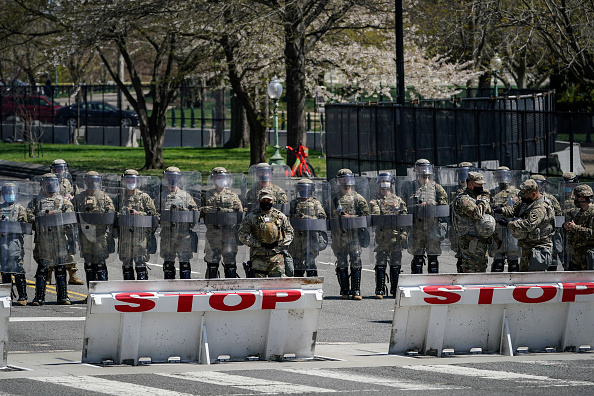 Capitol Hill「U.S. Capitol On Lockdown Due To External Security Threat」:写真・画像(14)[壁紙.com]