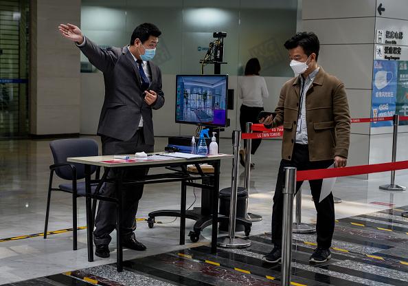 Office「China Works to Contain Spread of Coronavirus」:写真・画像(17)[壁紙.com]