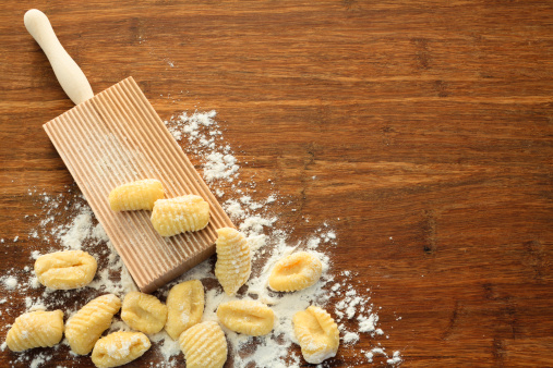 Cutting Board「Fresh Gnocchi」:スマホ壁紙(12)