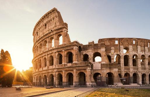 Wide Shot「Coliseum, Rome, Italy」:スマホ壁紙(19)