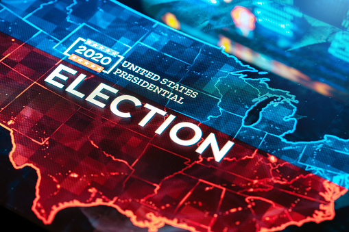 Political Rally「United States Presidential Election 2020」:スマホ壁紙(14)