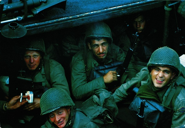 Army Soldier「US Rangers Bound For Normandy」:写真・画像(16)[壁紙.com]