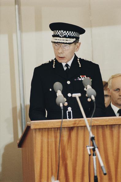 Commissioner「Sir Kenneth Newman」:写真・画像(5)[壁紙.com]