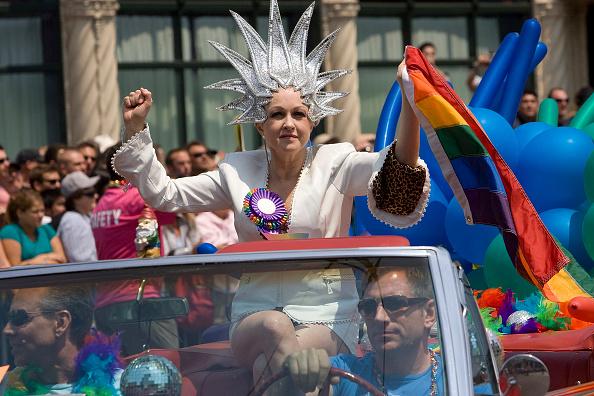 David Paul Morris「San Francisco Celebrates Gay Pride With Annual Parade」:写真・画像(1)[壁紙.com]