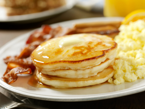 Sausage「Pancakes with Maple Syrup」:スマホ壁紙(15)