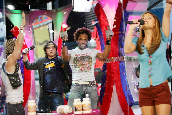 Condiment「MTV TRL With Rebecca Romijn」:写真・画像(14)[壁紙.com]