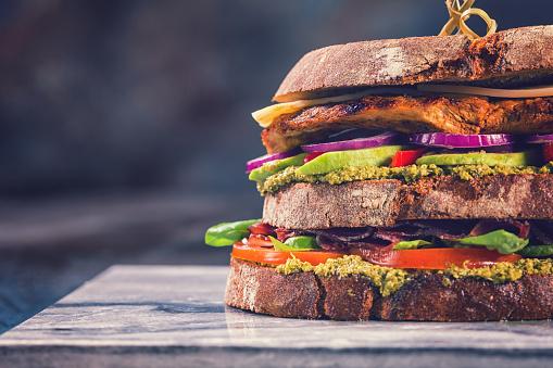 Avocado「Club Sandwich」:スマホ壁紙(5)