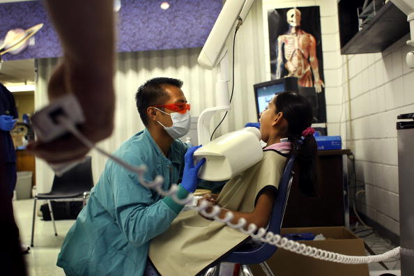 John Moore「U.S. Military Brings Healthcare To The Poor On Texas-Mexico Border」:写真・画像(0)[壁紙.com]