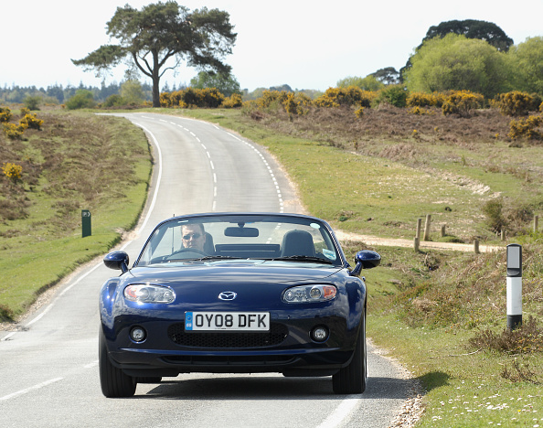 New Forest「2008 Mazda MX5 Roadster Coupe」:写真・画像(15)[壁紙.com]