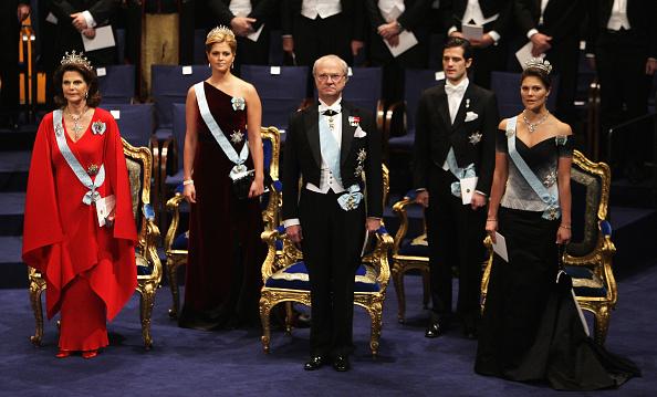 Necklace「Nobel Foundation Prize 2007 - Awards Ceremony」:写真・画像(12)[壁紙.com]