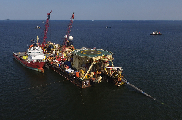 Natural Gas「Nord Stream 2 Gas Pipeline Construction Continues」:写真・画像(13)[壁紙.com]