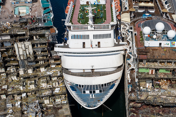 Turkey - Middle East「Cruise Ships Sold For Scrap Due To Coronavirus Pandemic」:写真・画像(7)[壁紙.com]