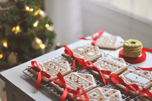 Gingerbread Cookie「Gingerbread houses」:スマホ壁紙(18)