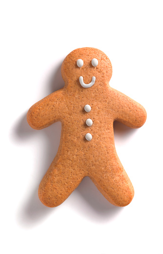Gingerbread Cookie「Gingerbread man/woman」:スマホ壁紙(16)