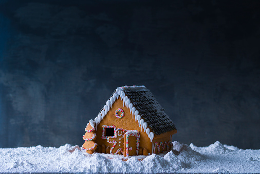 Gingerbread Cookie「Gingerbread house」:スマホ壁紙(3)