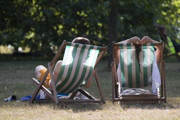 Heat - Temperature「Temperatures Soar To Highest Of The Year」:写真・画像(5)[壁紙.com]