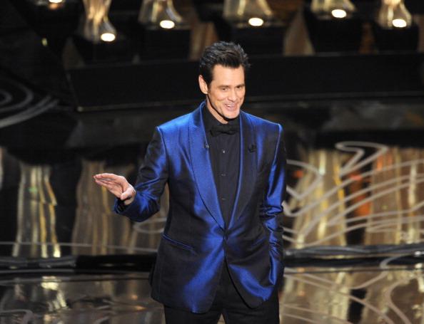Jim Carrey is Mr「86th Annual Academy Awards - Show」:写真・画像(16)[壁紙.com]