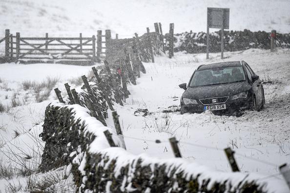 Snow「Winter Snow Falls Across Scotland」:写真・画像(4)[壁紙.com]