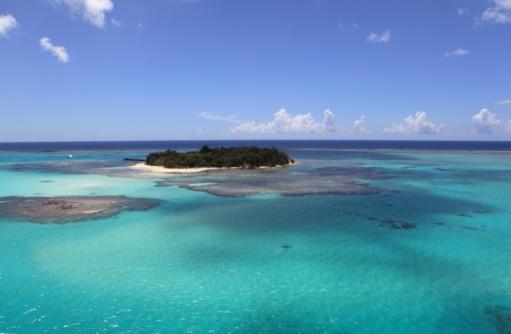 Northern Mariana Islands「Island and reef, Saipan, Northern Mariana Islands」:スマホ壁紙(4)
