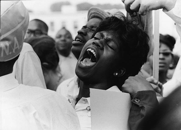 African Ethnicity「March On Washington Protestor」:写真・画像(12)[壁紙.com]