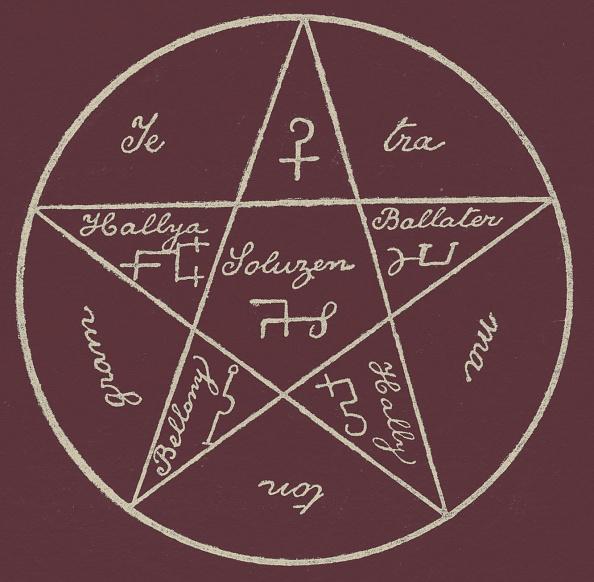 Paranormal「'The Pentogram  of Solomon'」:写真・画像(4)[壁紙.com]