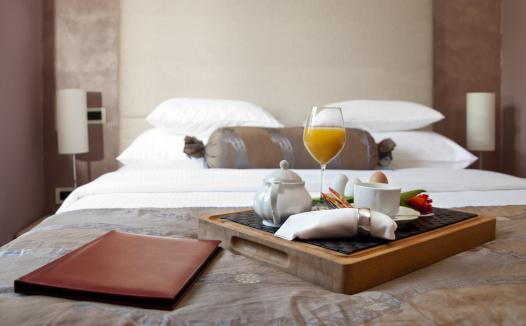 Breakfast「Breakfast in hotel room」:スマホ壁紙(12)