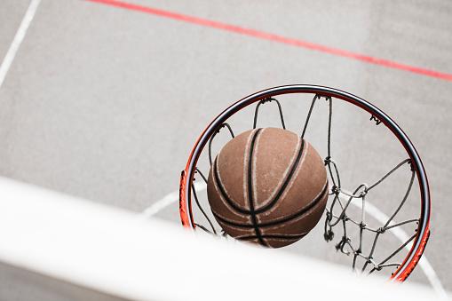 Dribbling - Sports「Basketball」:スマホ壁紙(5)