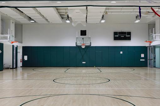 Basket「Basketball court」:スマホ壁紙(3)