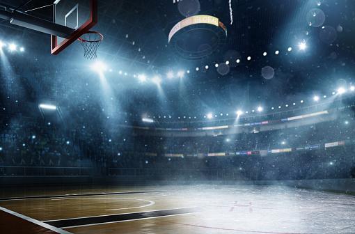 Competition「Basketball meets ice hockey」:スマホ壁紙(18)