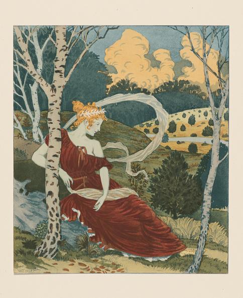 Art Nouveau「Dans Les Bois」:写真・画像(12)[壁紙.com]