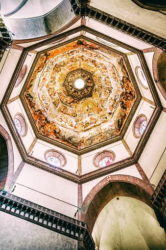 Cathedral「Cattedrale (cathedral) di Santa Maria del Fiore, the dome」:スマホ壁紙(14)