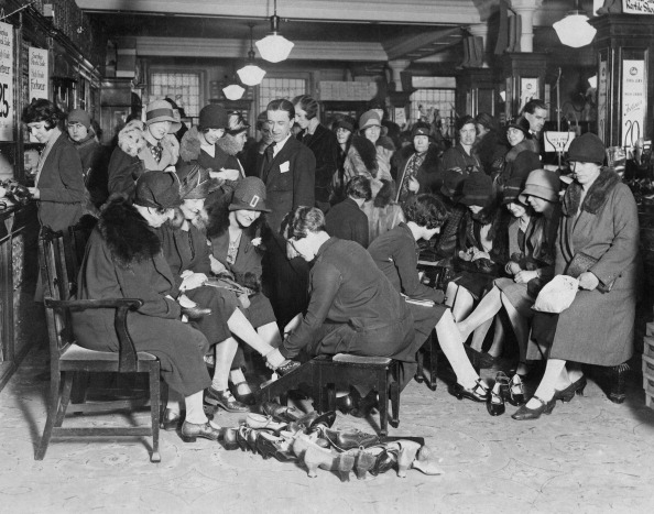 1920-1929「Shoe Sale」:写真・画像(14)[壁紙.com]