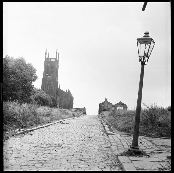 Cobblestone「St Marys Church,」:写真・画像(2)[壁紙.com]