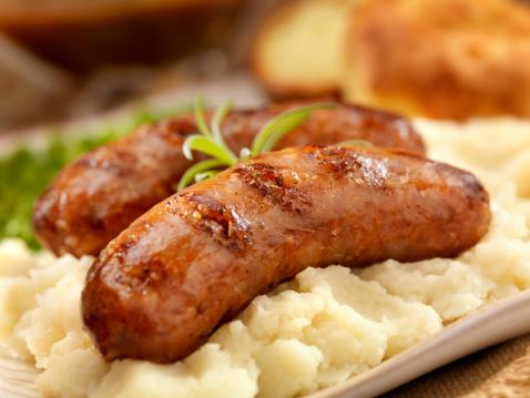 Sausage「Bangers and Mash」:スマホ壁紙(18)