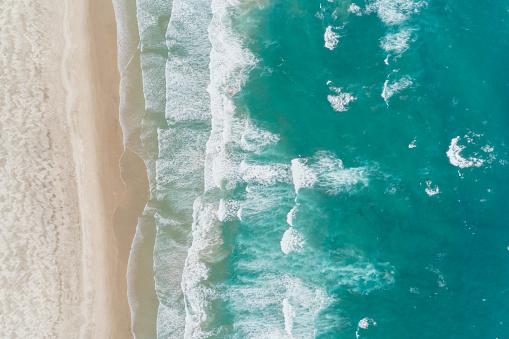 Aerial View「Beach Background.」:スマホ壁紙(19)