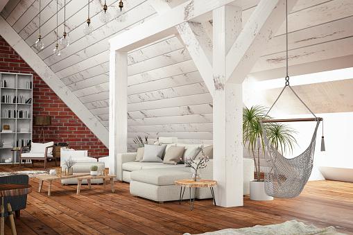 Rooftop「Loft Room」:スマホ壁紙(15)