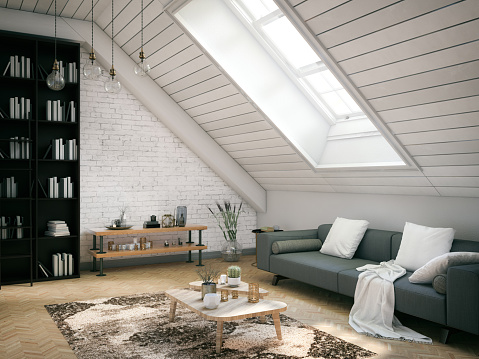 Rooftop「Loft Room」:スマホ壁紙(12)
