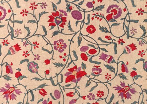 Kimono「Japanese Calico Printing」:スマホ壁紙(1)