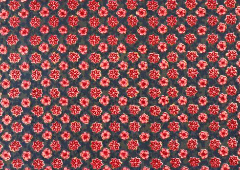 Kimono「Japanese Calico Printing」:スマホ壁紙(2)