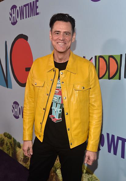 "Jim Carrey is Mr「Premiere Of Showtime's ""Kidding"" - Red Carpet」:写真・画像(12)[壁紙.com]"