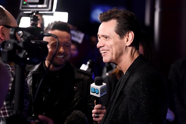 "Jim Carrey is Mr「""Sonic the Hedgehog"" London Fan Screening」:写真・画像(15)[壁紙.com]"